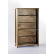 "School House Tall Vertical 60"" Bookcase"