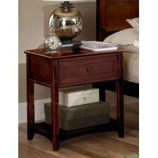 School House 1 Drawer Nightstand