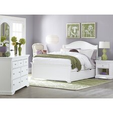 Walnut Street Panel Bedroom Collection