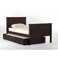 School House Casey Panel Bed