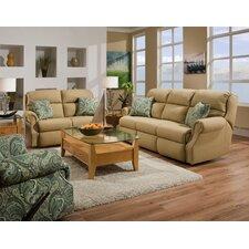 Capetown Solarium Roll Arm Sofa