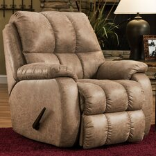 <strong>Southern Motion</strong> General Leather Chaise  Recliner
