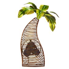 Figurine Palm Tree Fan
