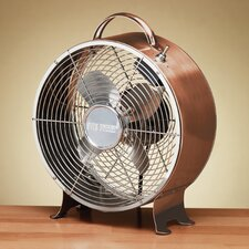 "9"" Retro Metal Fan"