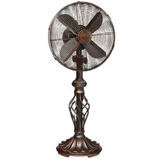 "12"" Rustica Prestige Table Top Fan"