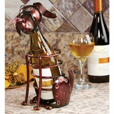 Figurine Tabletop Wine Rack