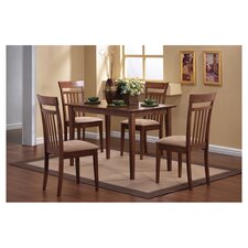 West Hollywood 5 Piece Dining Set