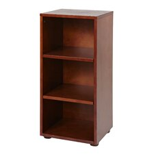 "Low Narrow 31.75"" Bookcase"