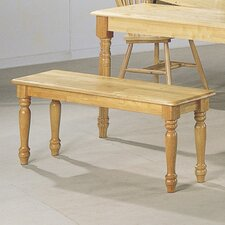 Brandon Wooden Kitchen Bench