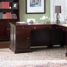 Poway Left Executive Desk