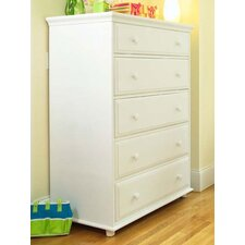 Storage Units 5 Drawer Chest