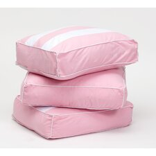 Bedroom Accessories Back Pillow (Set of 3)