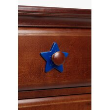 Star Knob Backer (Set of 4)