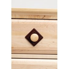 Diamond Knob Backer (Set of 4)