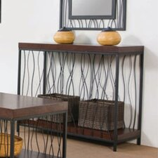 Wire Design Console Table