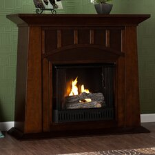Kingsbury Gel Fuel Fireplace