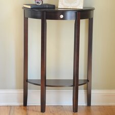 Bay Shore Half Moon Console Table