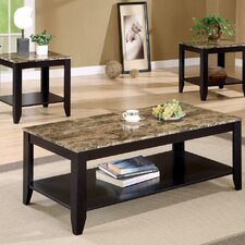 Winkelman 3 Piece Coffee Table Set