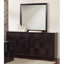 Jeremy 6 Drawer Dresser