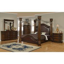 Providence Four Poster Bedroom Collection