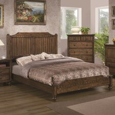 Dartmouth Panel Bed