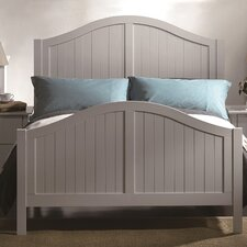 Avalon Panel Bed