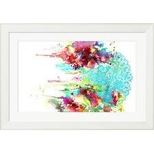 Boho by Lana's Art Gallery Framed Painting Print