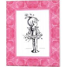 Tiny Ballerina Canvas Art