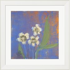 Orchid Study II by Maeve Harris Framed Painting Print
