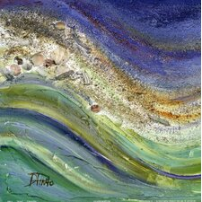 The sea I by Patricia Pinto Painting Print