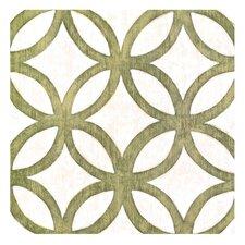 Garden Tile III Chariklia Zarris Graphic Art