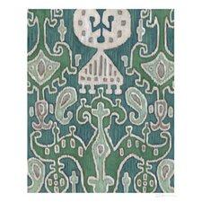 Emerald Ikat I by Chariklia Zarris Painting Print