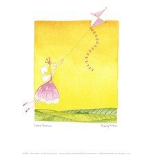 Felicity Wishes XXV Paper Print