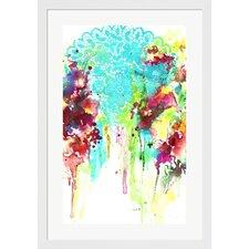 'Boho' by Lana Moes Framed Painting Print