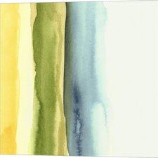 Liquidity II by Chariklia Zarris Painting Print on Canvas