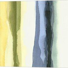 Liquidity IV by Chariklia Zarris Painting Print on Canvas