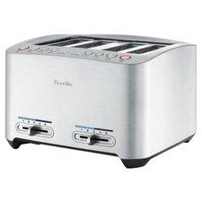 4-Slice Smart Toaster