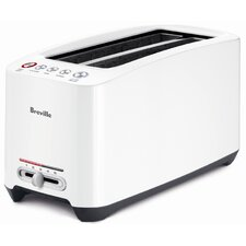 <strong>Breville</strong> Lift and Look Touch 2-Slice Toaster