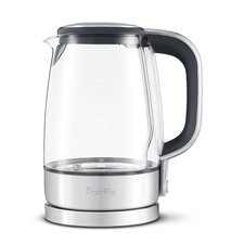 Crystal Clear 1.75-qt Cordless Electric Tea Kettle