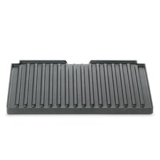 Smart Grill Interchangable Ribbed Plate