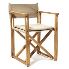 Kryss Folding Dining Arm Chair