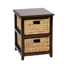 "Seabrook 16.5"" Storage Unit"