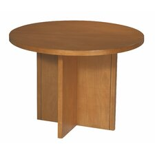 "<strong>OSP Designs</strong> 42"" Round Conference Table"