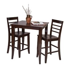 Jamestown Barstool in Espresso (Set of 2)