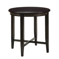 <strong>OSP Designs</strong> Pub Table with Nail Head Accents