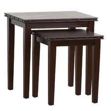 Tucson 2 Piece Nesting Tables