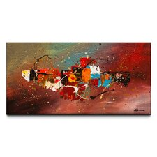 Boundaries Painting Print on Canvas