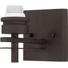 Carena 1 Light Bathroom Sconce
