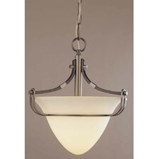 Gallery 1 Light Pendant and Semi Flush Mount