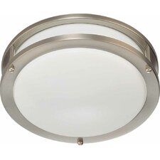 1 Light Ceiling Fixture Flush Mount